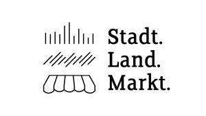 Logo Stadt.Land.Markt. e. V.